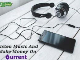 make money by listening music- how to earn in current app