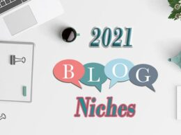 best niche for blogging in 2021