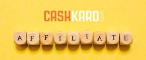 best amazon affiliate alternative cashkaro app