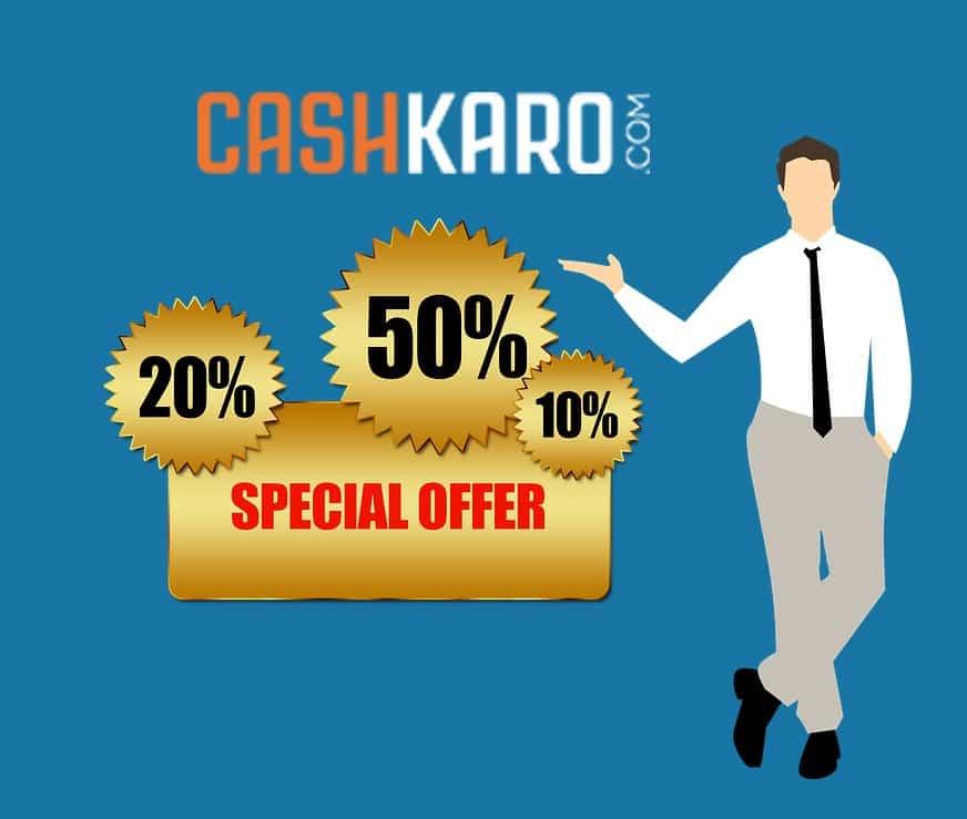 earn from cashkaro app