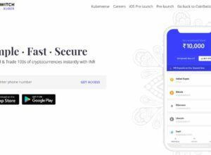 coinswitch kuber app review