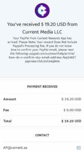 current music app earn money