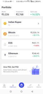 easy bitcoin earning apps