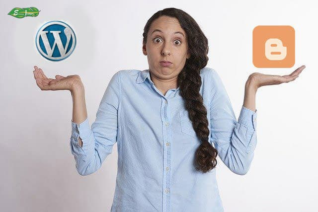blogspot vs wordpress in 2021