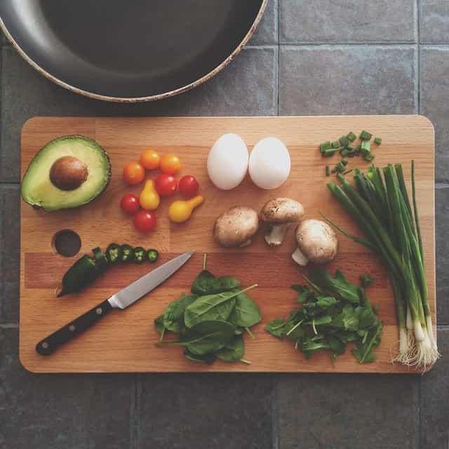 food blog micro niches