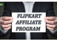 how to earn from flipkart affiliate program?
